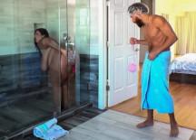 Dildo Showers Bring Big Cocks