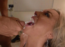 WIFEY'S SWALLOW CHALLENGE!