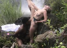 Hawaiian Waterfall Sex